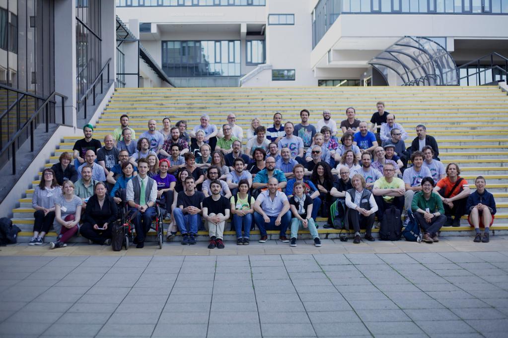 ICLC participants