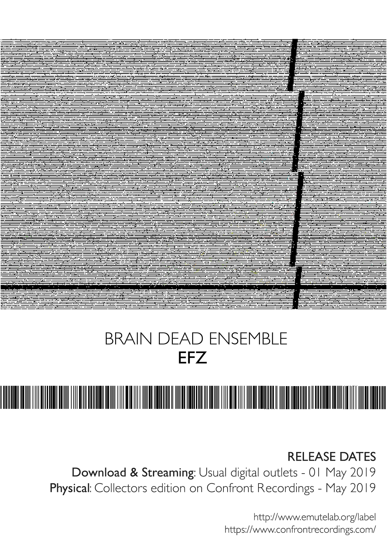 Flyer of BDE release