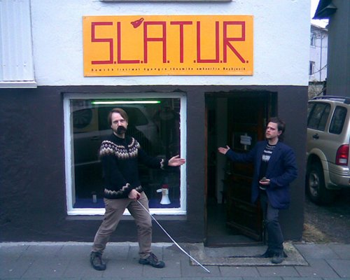 Slatur headquarters